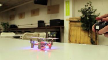 mini-drone van LEGO