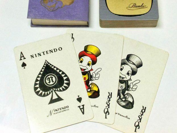 Nintendo speelkaarten