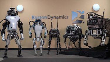 geavanceerde robot