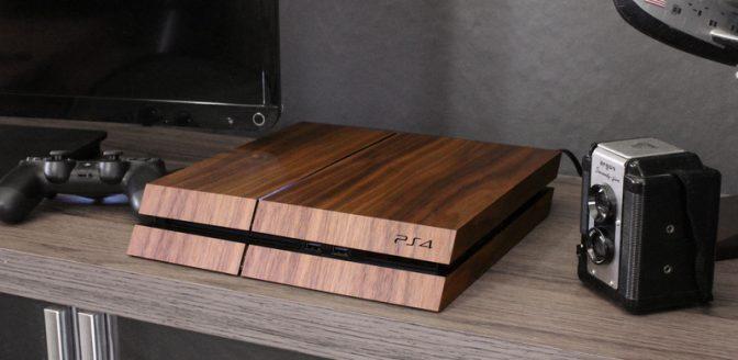 houten PlayStation 4 aanbiedingen
