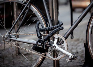 Licht Voor Fiets : Tex lock: licht sterk en super flexibel fietsslot