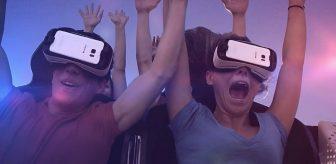 virtual reality pretpark