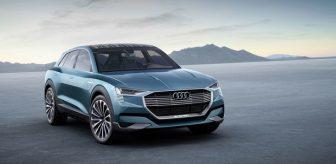 Audi elektrische auto concept