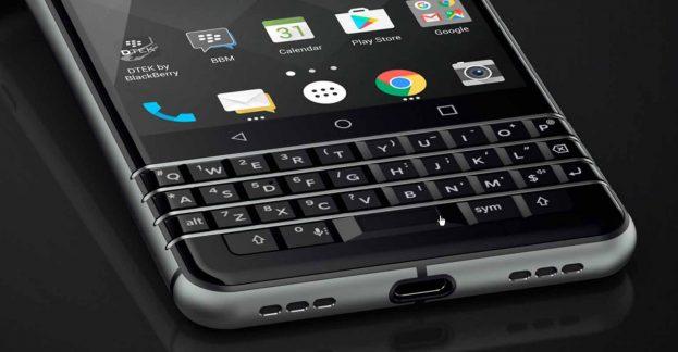 Vrije val van BlackBerry