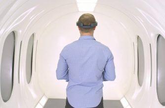 hyperloop passenger pod
