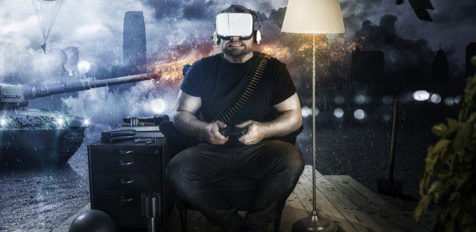 toekomst vr games