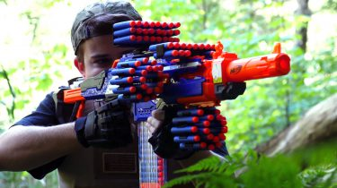 Want to have: nerf