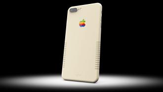 retro iPhone 7