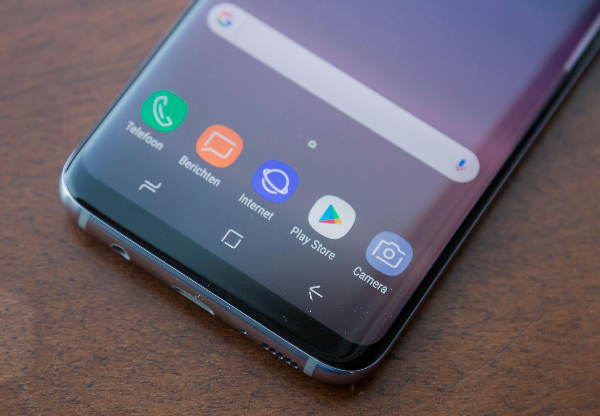Samsung Galaxy S8 uitdaging
