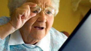Ouderen technologie