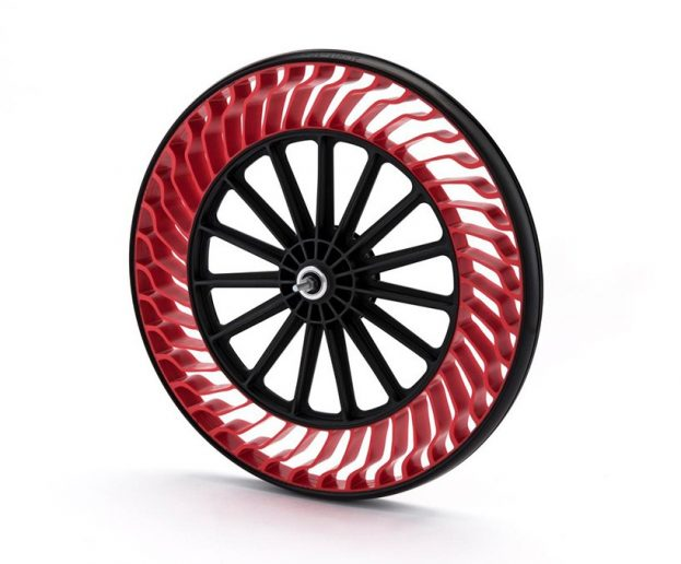 Bridgestone luchtloze fietsbanden