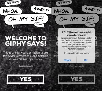 Giphy Says
