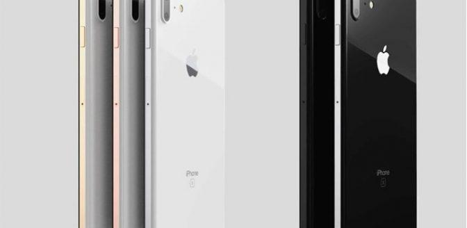 verticale lens iphone 8 concept