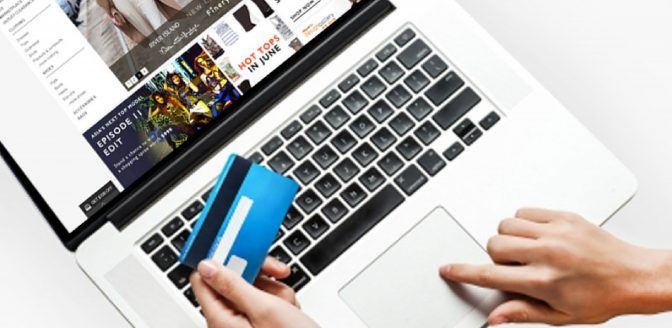 anoniem online shoppen