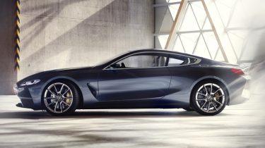 BMW 8 serie