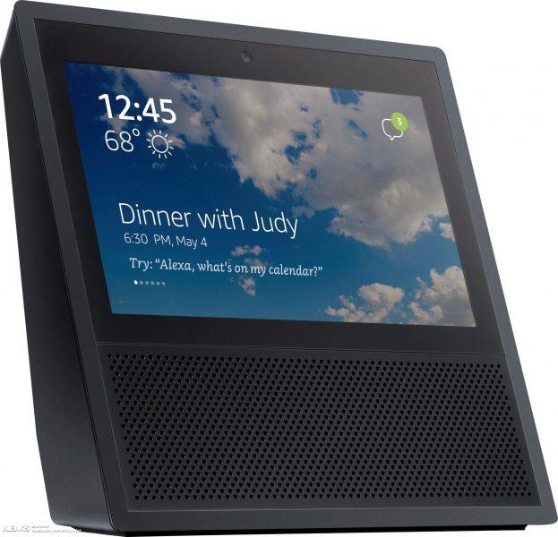 Nieuwe Amazon Echo