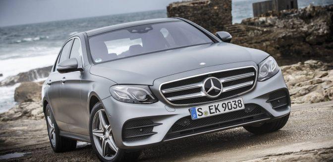 2027 Mercedes E-Klasse