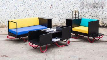 multifunctionele meubels