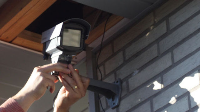 Raspberry Pi camera systeem