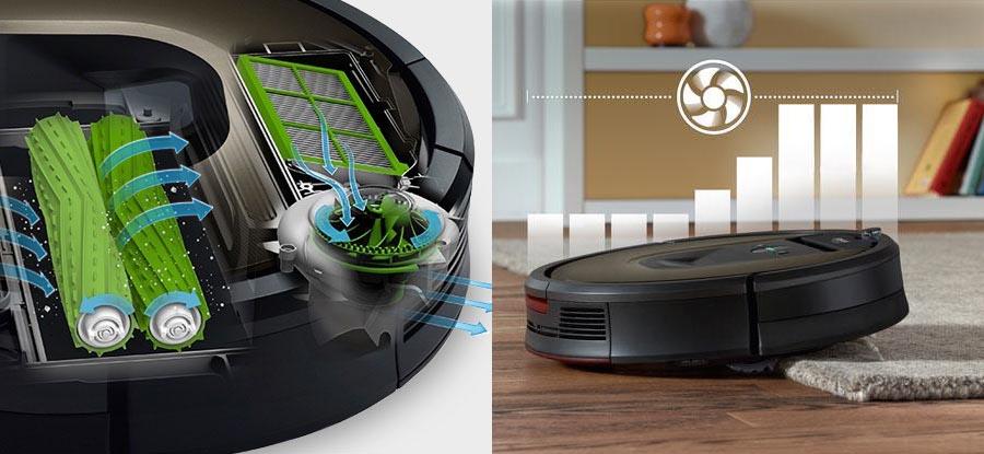 Roomba 900 serie