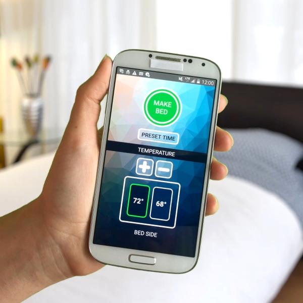 Smartduvet Breeze app