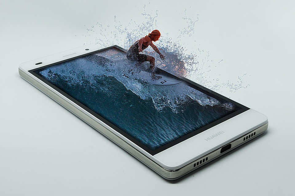 waterbestendige smartphone