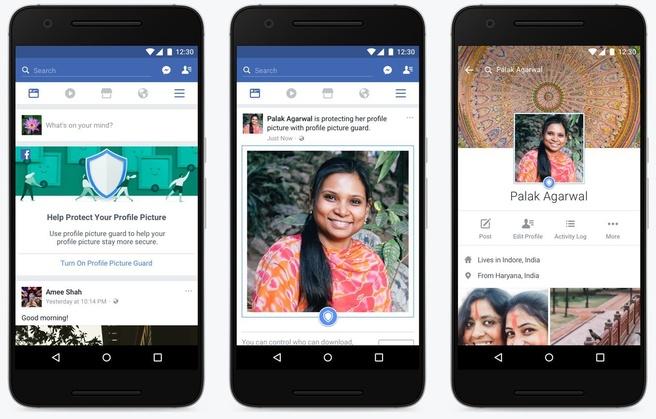 facebook bescherming
