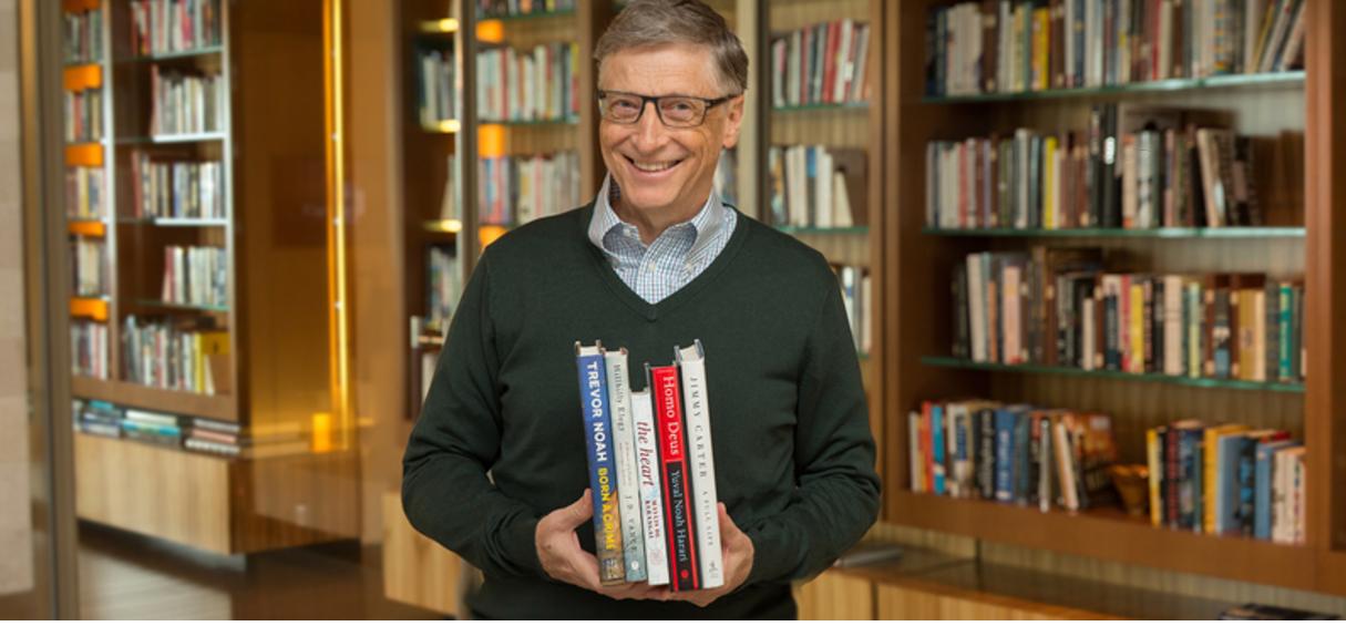 Bill Gates boeken