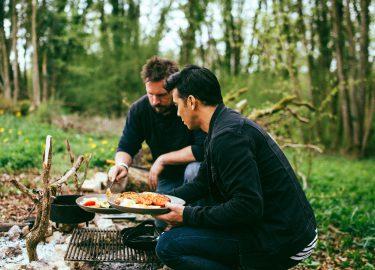 koken kamperen