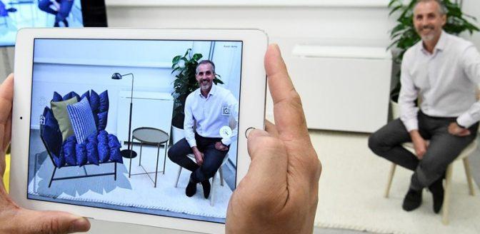 Ikea Apple AR app