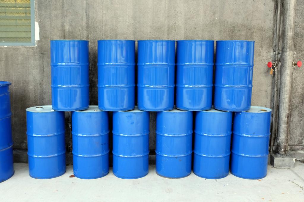 prijs ruwe olie