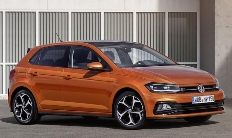 Volkswagen Polo zesde generatie