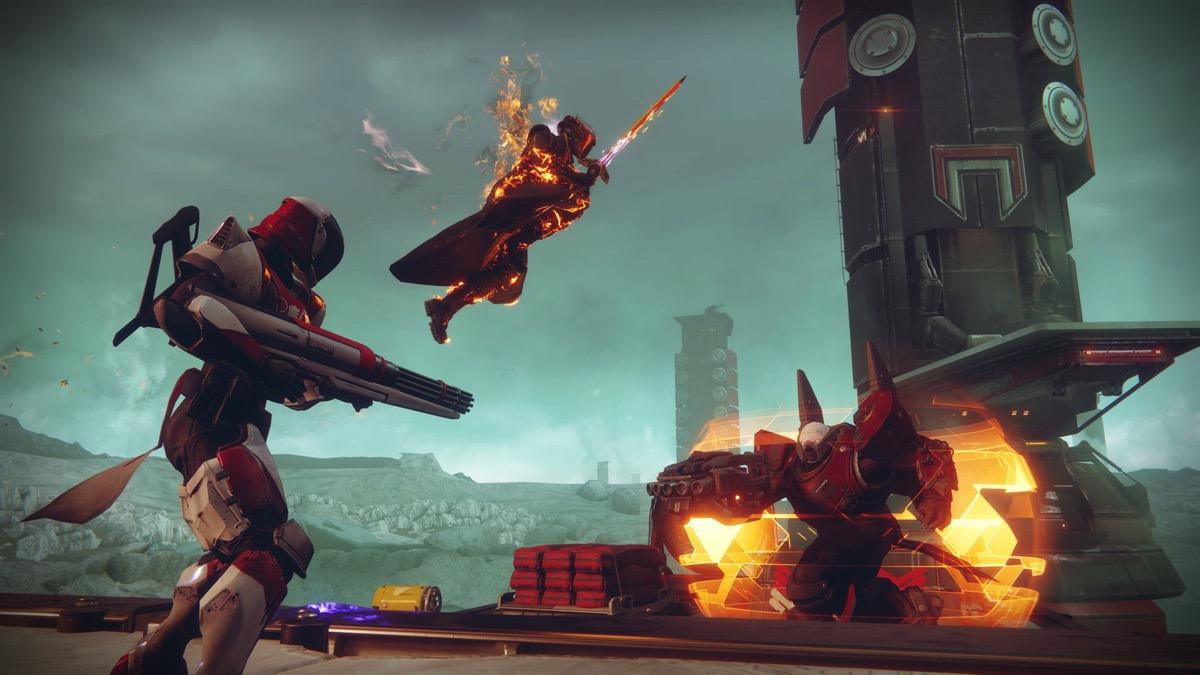 Destiny 2 screenshots 1
