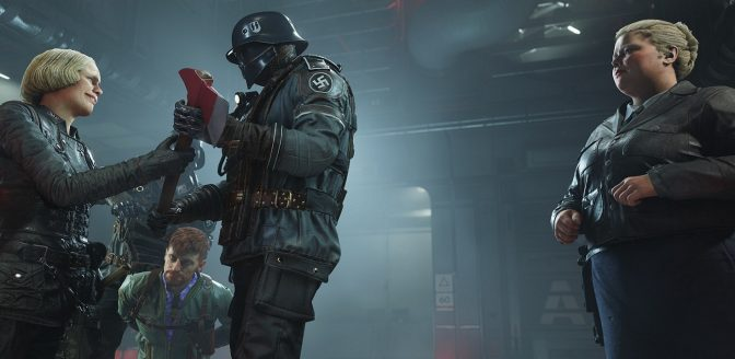 Wolfenstein 2 The New Order