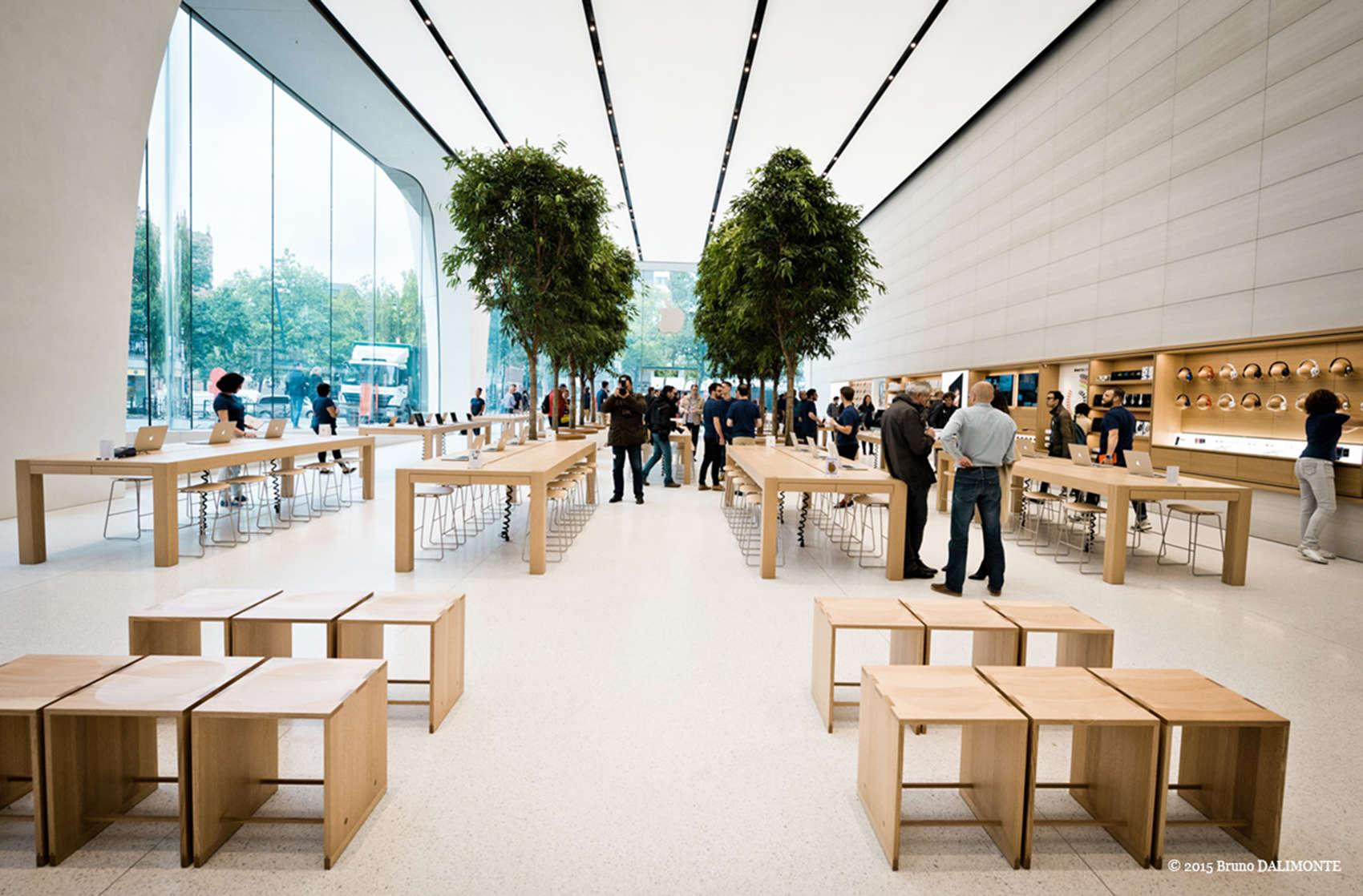 Apple Stores Worden Binnenkort Omgebouwd Tot Smart Home Want