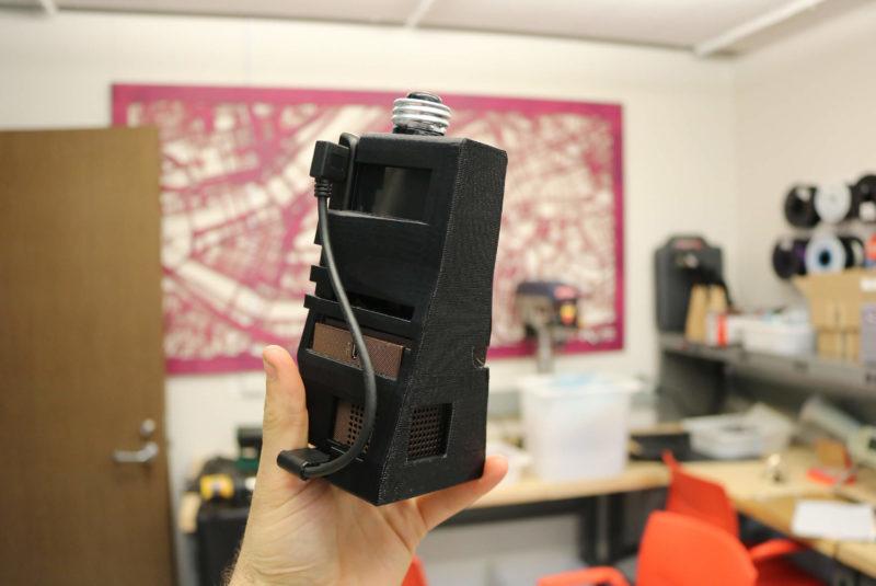 Interactieve AR projector