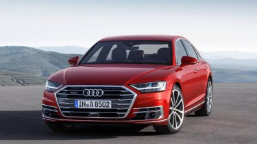 Autonome Audi A8