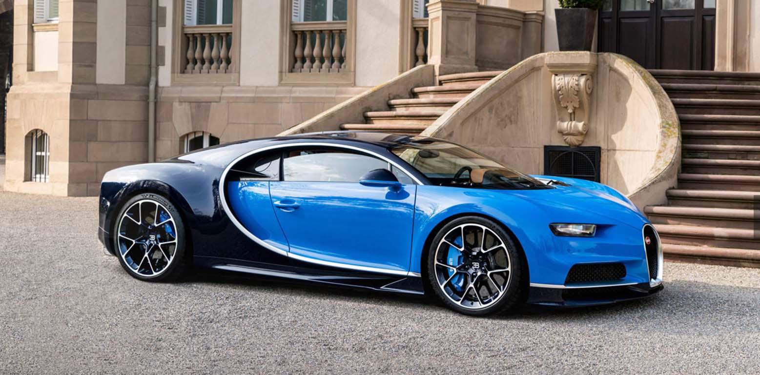 Volgende Bugatti Chiron Wordt Eindelijk Wel Een Hybrid Want