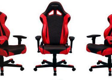 De dx racer een stoel waarmee je game skills naar een hoger