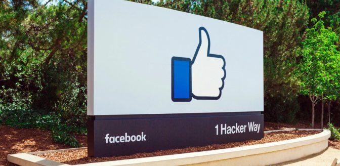 Facebook bord