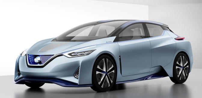 Nissan LEAF 2018 concept