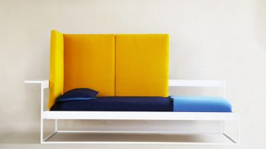 Nook flexibel meubelstuk
