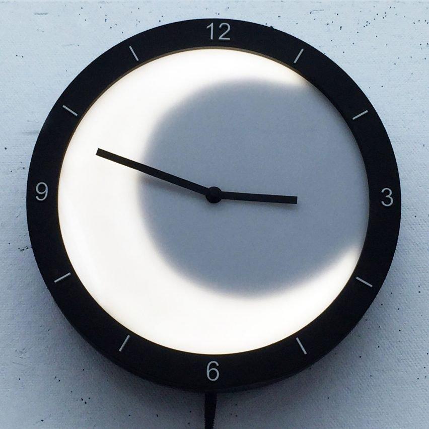 Pratt Institute dag en nacht klok