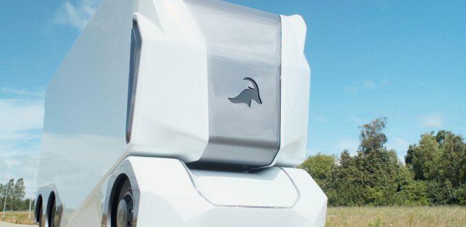 T-Pod elektrische truck