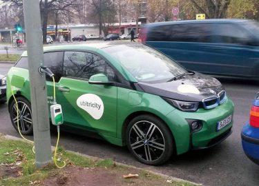 Voortaan Laad Je Je Elektrische Auto Overal Op Met Ubitricity Want