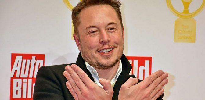 Elon Musk Tesla klantenservice