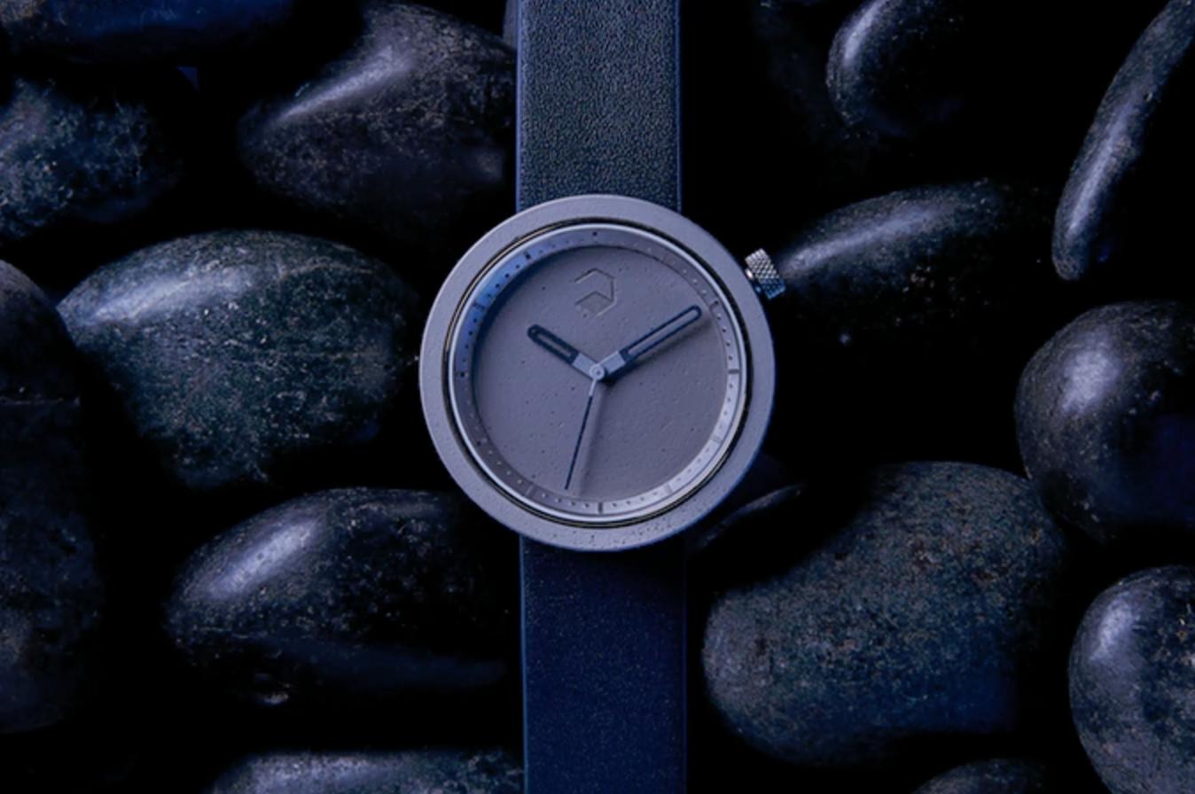 horloge cement