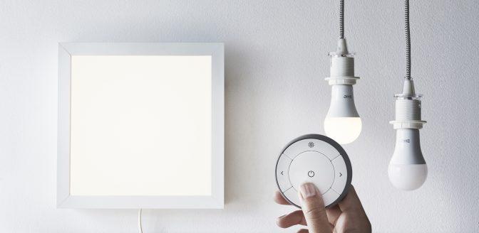 slimme IKEA lamp