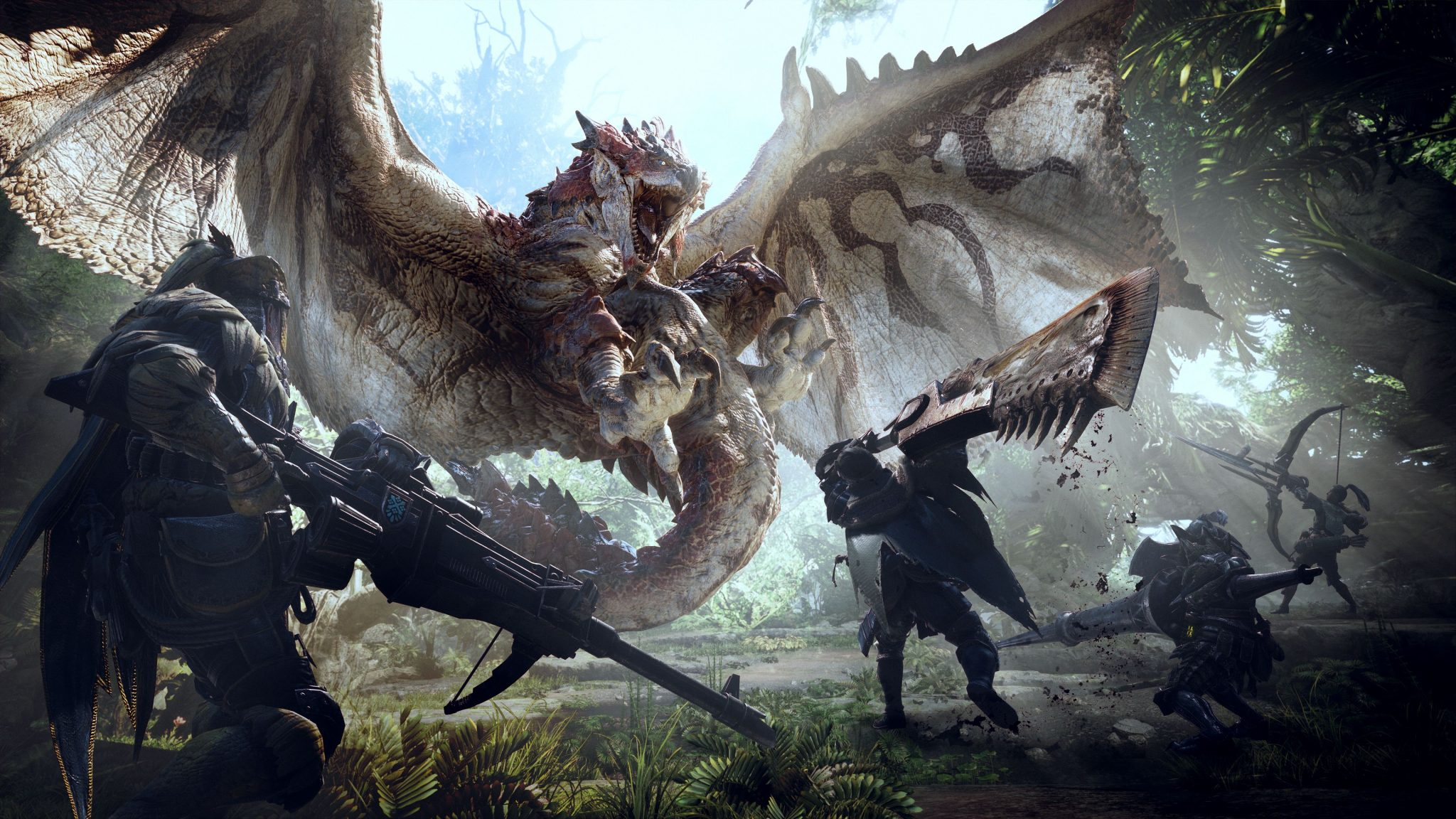 Monster Hunter Wold Playstation 4