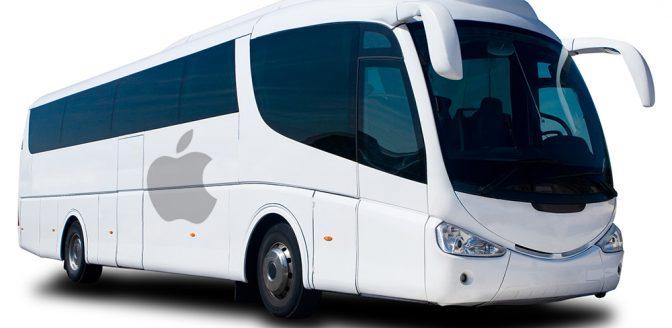 Apple bus